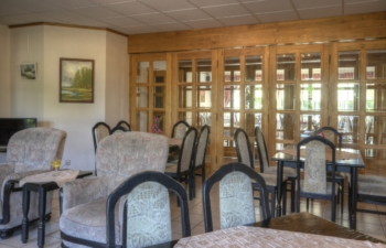 Wnętrze Pensjonatu Teresa