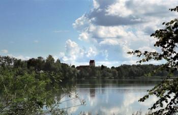Noclegi na Mazurach, okolice Pensjonatu Teresa